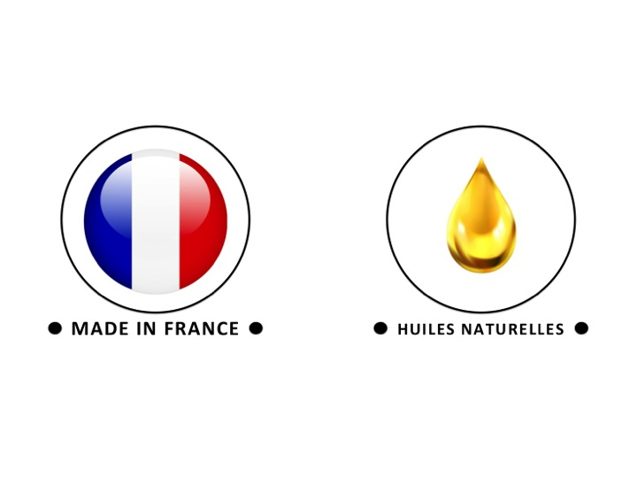 made in France huiles naturelles