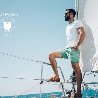 Comment prendre soin de sa barbe en été ?